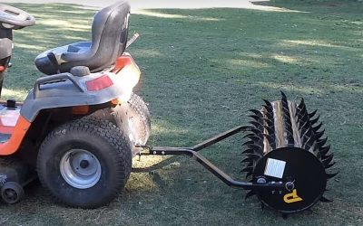 What is lawn aeration and what will it do to your lawn?