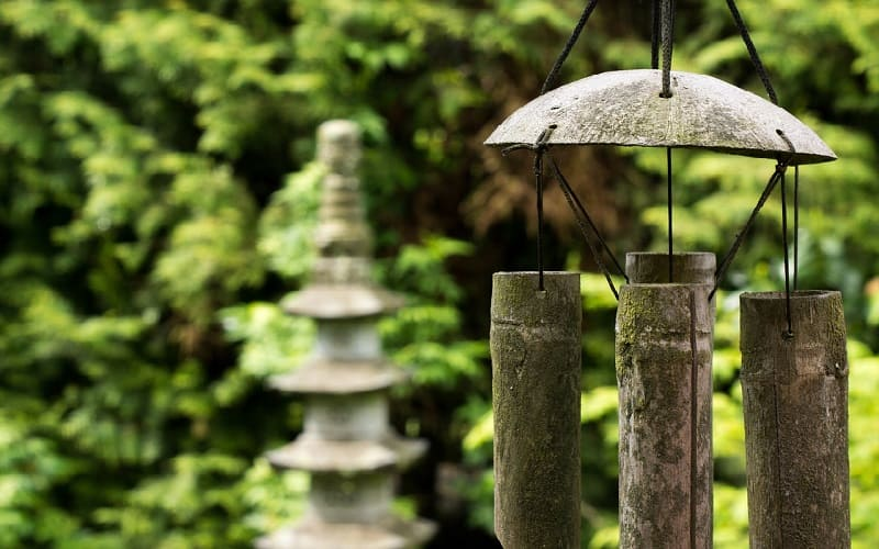 Feng Shui in your Garden for Harmony